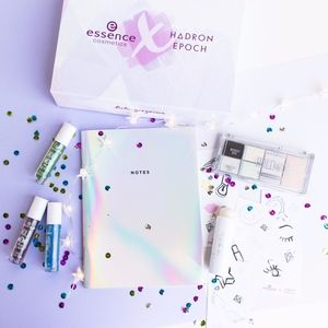 Essence Cosmetics x Hadron Epoch Collaboration